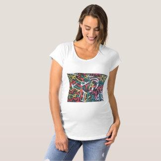 VeGa$ FrE$h tm. art co. Maternity T-Shirt