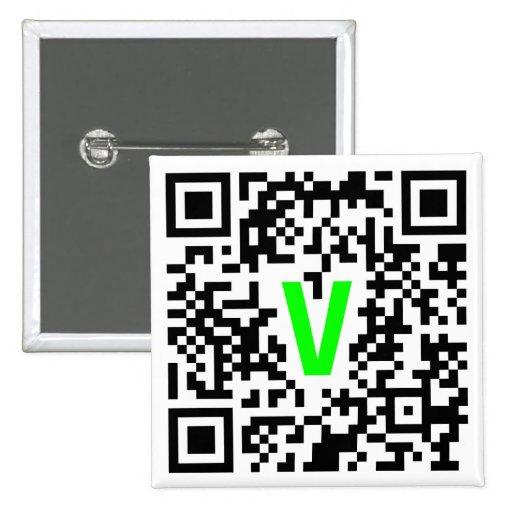 Vegalicious QR-Code Button