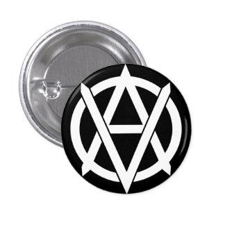 Vegan Activism 3 Cm Round Badge