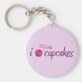 Vegan Cupcakes Key Chain