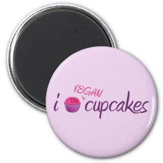 Vegan Cupcakes Magnet