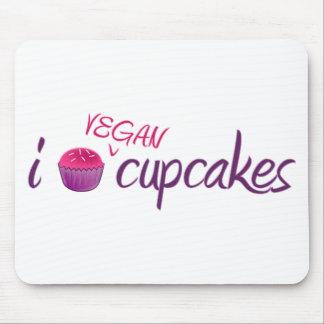 Vegan Cupcakes Mouse Pads