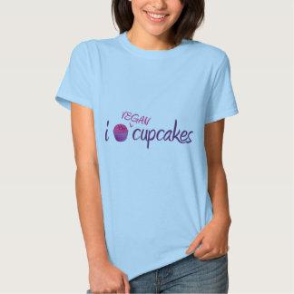 Vegan Cupcakes T-shirts