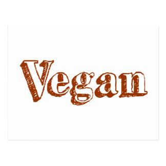Vegan Post Cards