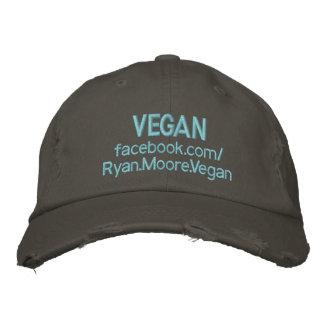 VEGAN Ryan.Moore.Vegan Embroidered Hat
