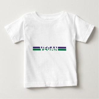 Vegan Stripes Baby T-Shirt