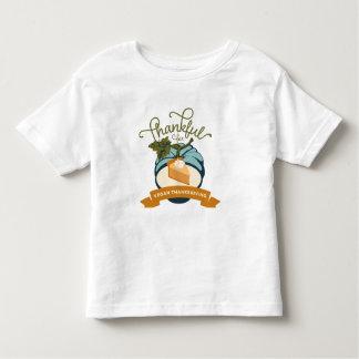 Vegan Thanksgiving Pumpkin Pie - Toddler Tee
