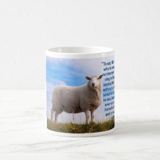 Vegan Themed Mug