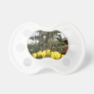 VEGAS Interior Decorations TULIP flowers colorful Baby Pacifiers
