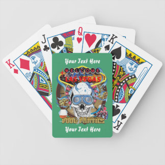 Vegas Pool Parties Important View About Design Bicycle Playing Cards
