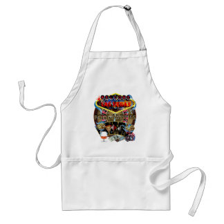 Vegas Pool Party All Styles View Hints Below Standard Apron