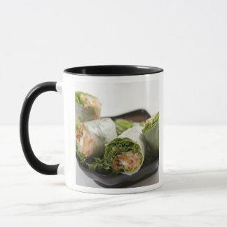 Vegetable Spring Rolls Mug