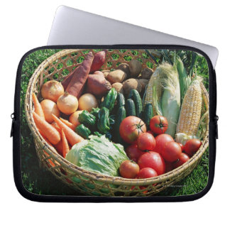 Vegetables 5 laptop sleeve