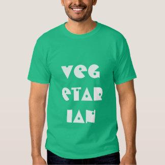 Vegetarian Men's T-Shirt - Size: Small