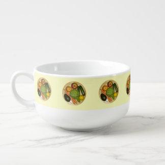 Vegetarian Soup Mug