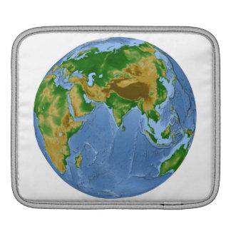 Vegetation Map iPad Sleeve