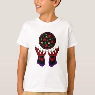 Veggie Pizza Demon – Basilbub T-Shirt