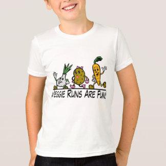 Veggie Runs T-Shirt