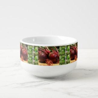 Veggie Soup Mug Template replace image text color