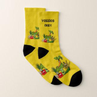veggies only - socks 1