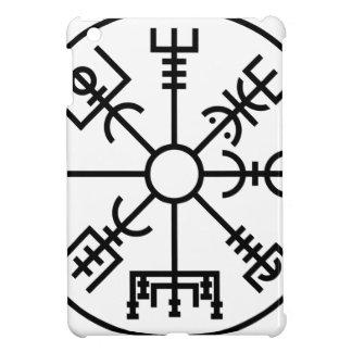 vegvisir Viking Symbol Norse Shield Odin iPad Mini Cover