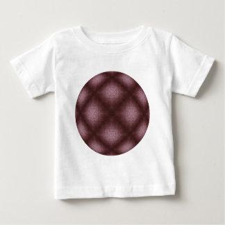 Veined Burgundy Baby T-Shirt