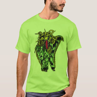 Vejigante Verde T-Shirt