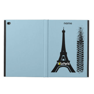 Velo Paris Bike Eiffel Tower Powis iPad Air 2 Case