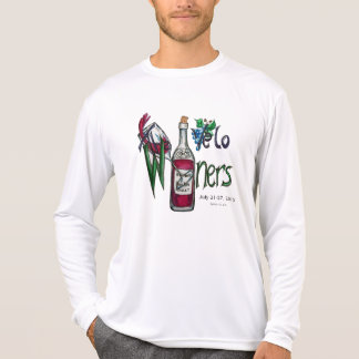 Velo Winers Cyclists Bon Ton 2013 Mens LS Shirt
