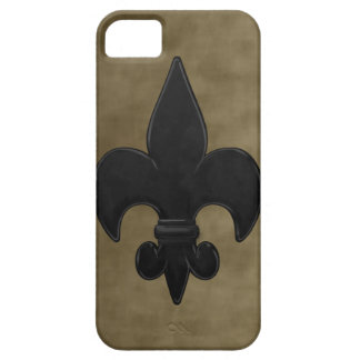 Velvet Saints Fleur De Lis iPhone 5 Cases
