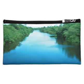 Venezuela Waterway Makeup Bags