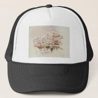 Venice. Doge's Palace. by Vasily Surikov Trucker Hat