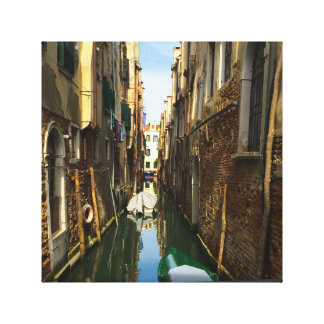 Venice, Italy Architecture Canvas Stretched Canvas Print