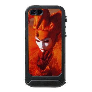 Venice, Italy (IT) - Orange Carnival Costume Incipio ATLAS ID™ iPhone 5 Case