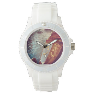 Venice Lovers white watch for women by Vika
