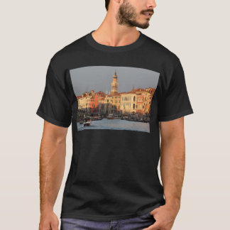 Venice Sunset at the Rialtro Bridge T-Shirt