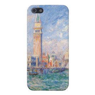 Venice (The Doge's Palace) Pierre-Auguste Renoir Case For iPhone 5/5S