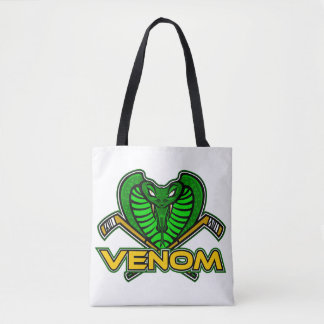 Venom Medium Tote Bag
