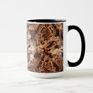 Venomous Snake Skin Camo Mug