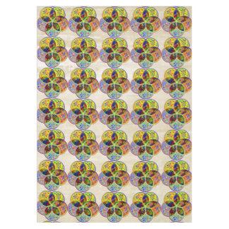 Venus Flower of Love fineART FLOWER POWER Tablecloth