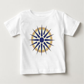 Vergina Sun (version 2) Baby T-Shirt