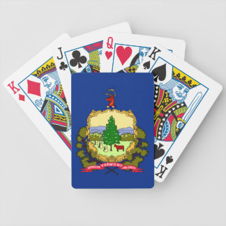 Vermont Bicycle Playing Cards