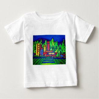 Vermont Farm 22 by Piliero Baby T-Shirt