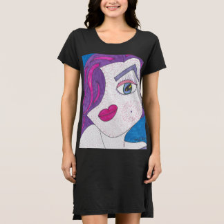 Veronica T-Shirt Dress