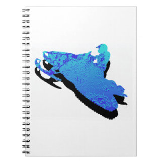Vertical Heights Note Book