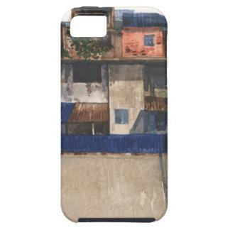 Vertical Village @ Phnom Penh Tough iPhone 5 Case