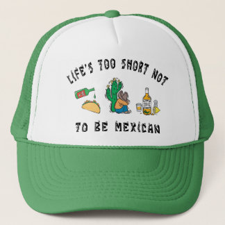 Very Funny Mexican Trucker Hat