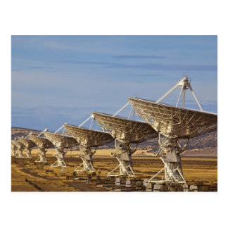 Very Large Array aka National Radio Astronomy Postcard