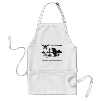 Veteran Vale of Tears Remembrance Aprons