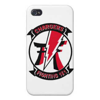VF-161 Chargers iPhone Case iPhone 4/4S Cases